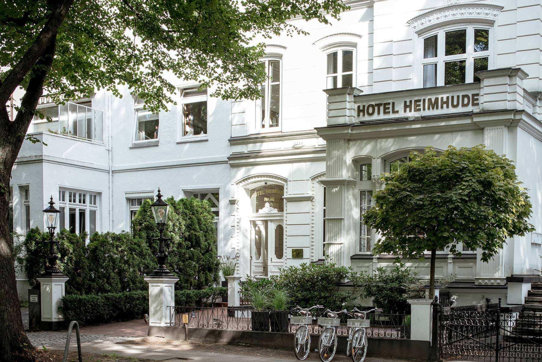 Stilwerk Hotels Heimhude Architektur
