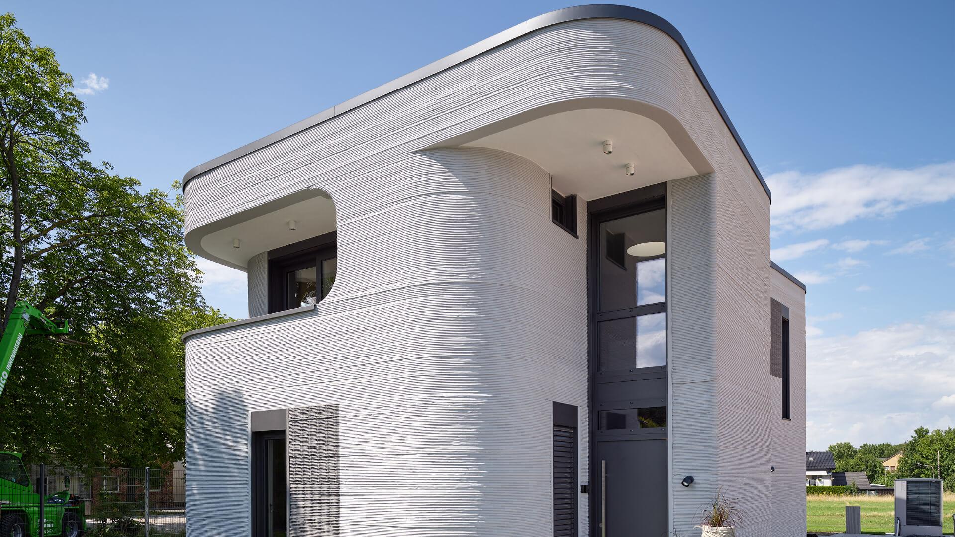 3D-Druckhaus Beckum