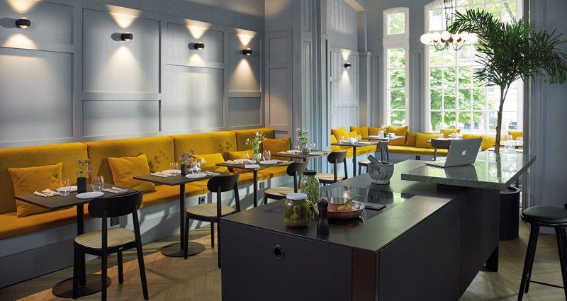 Stilwerk Hotels Heimhude Restaurant