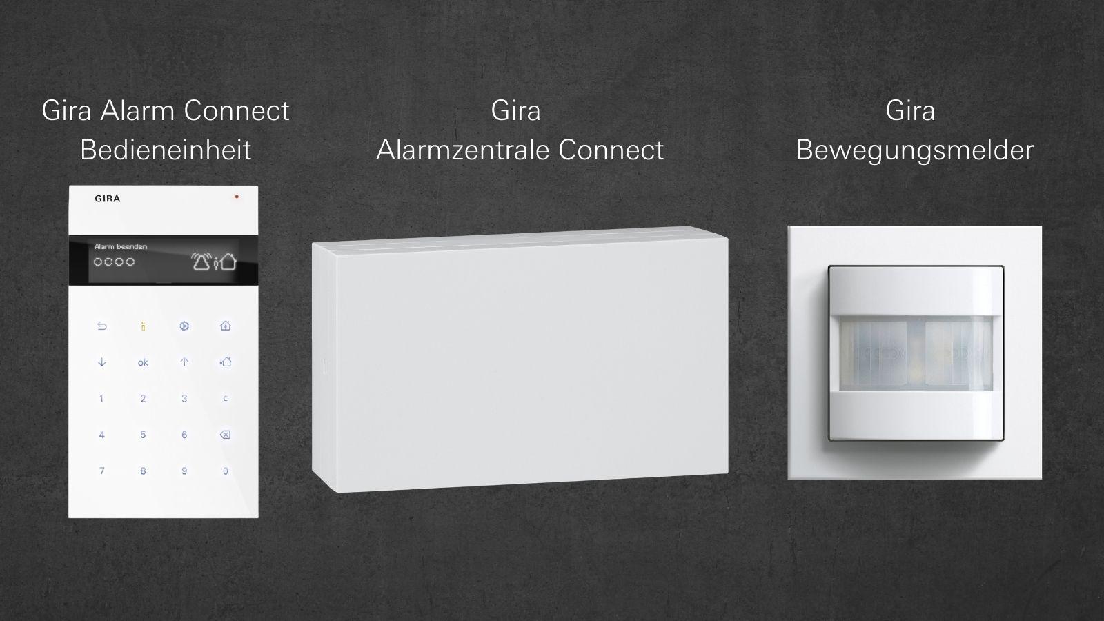 alarm connect
