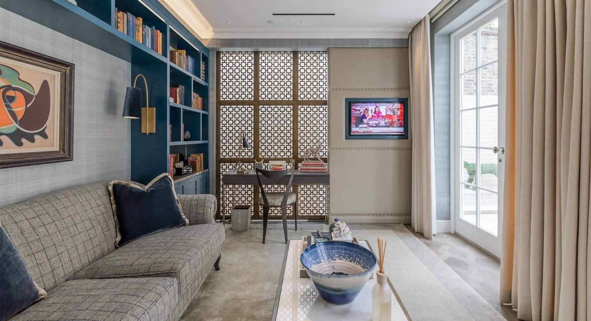 Architektur Referenz Chelsea Residence