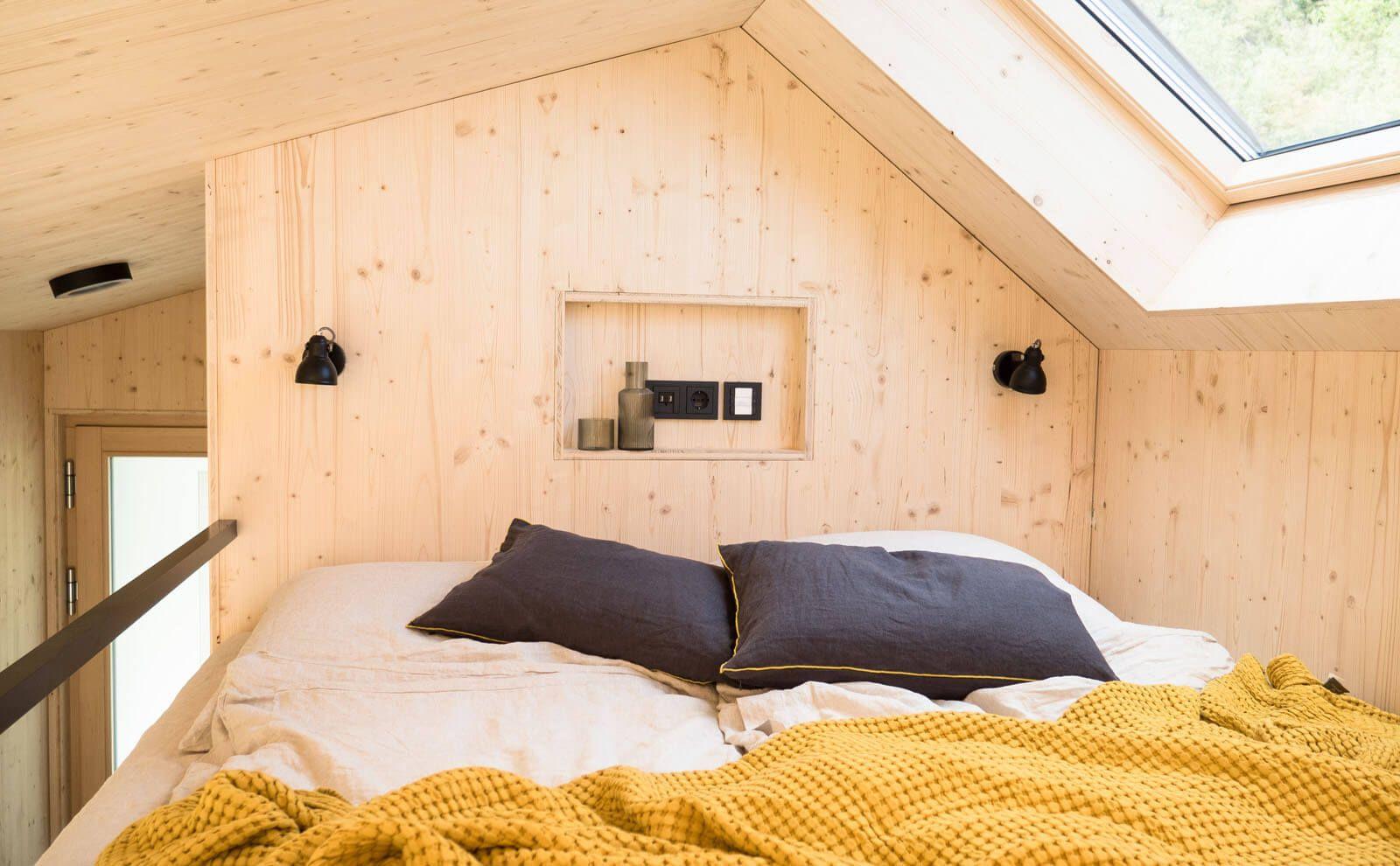 Cabin One Schlafbereich