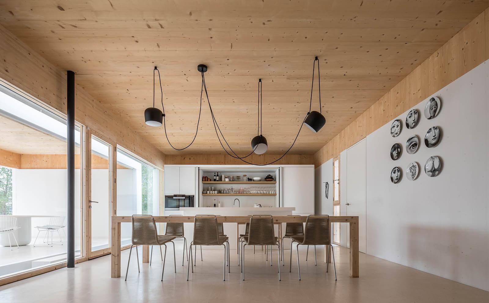 Ca L'amo Architektur Innenbereich