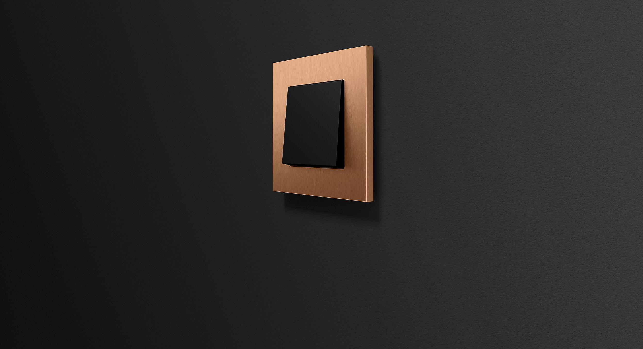 Gira Esprit Metall Bronze