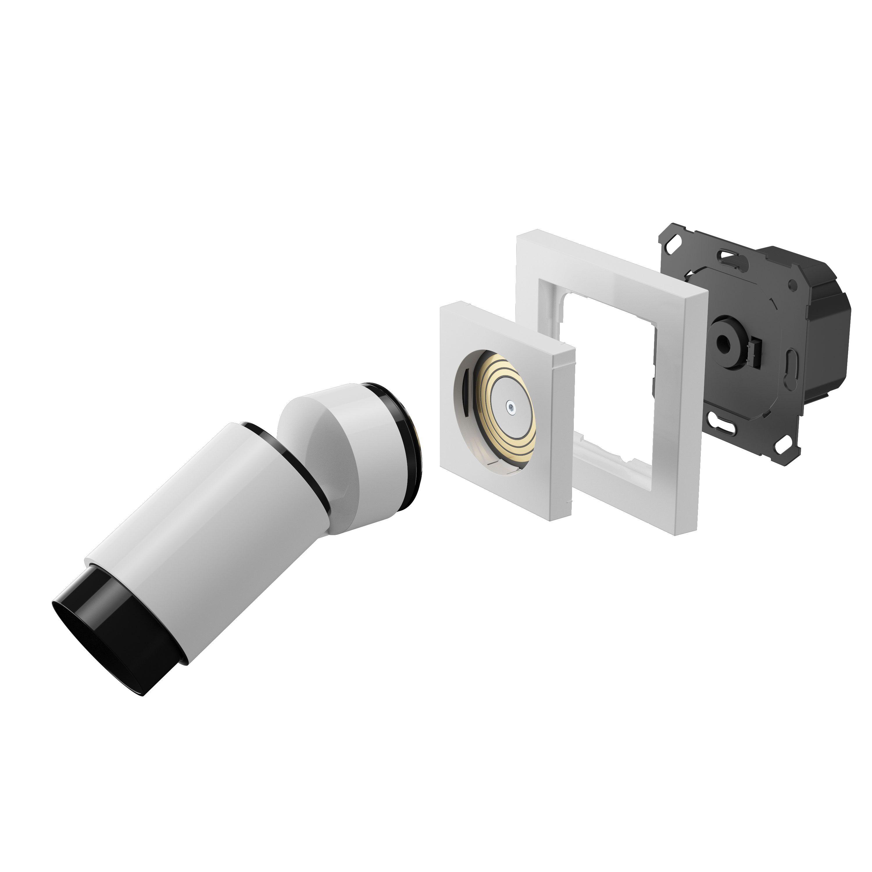 Gira Plug&Light Einzelteile