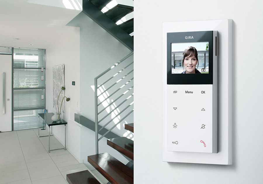 eNet SMART HOME Türkommunikation
