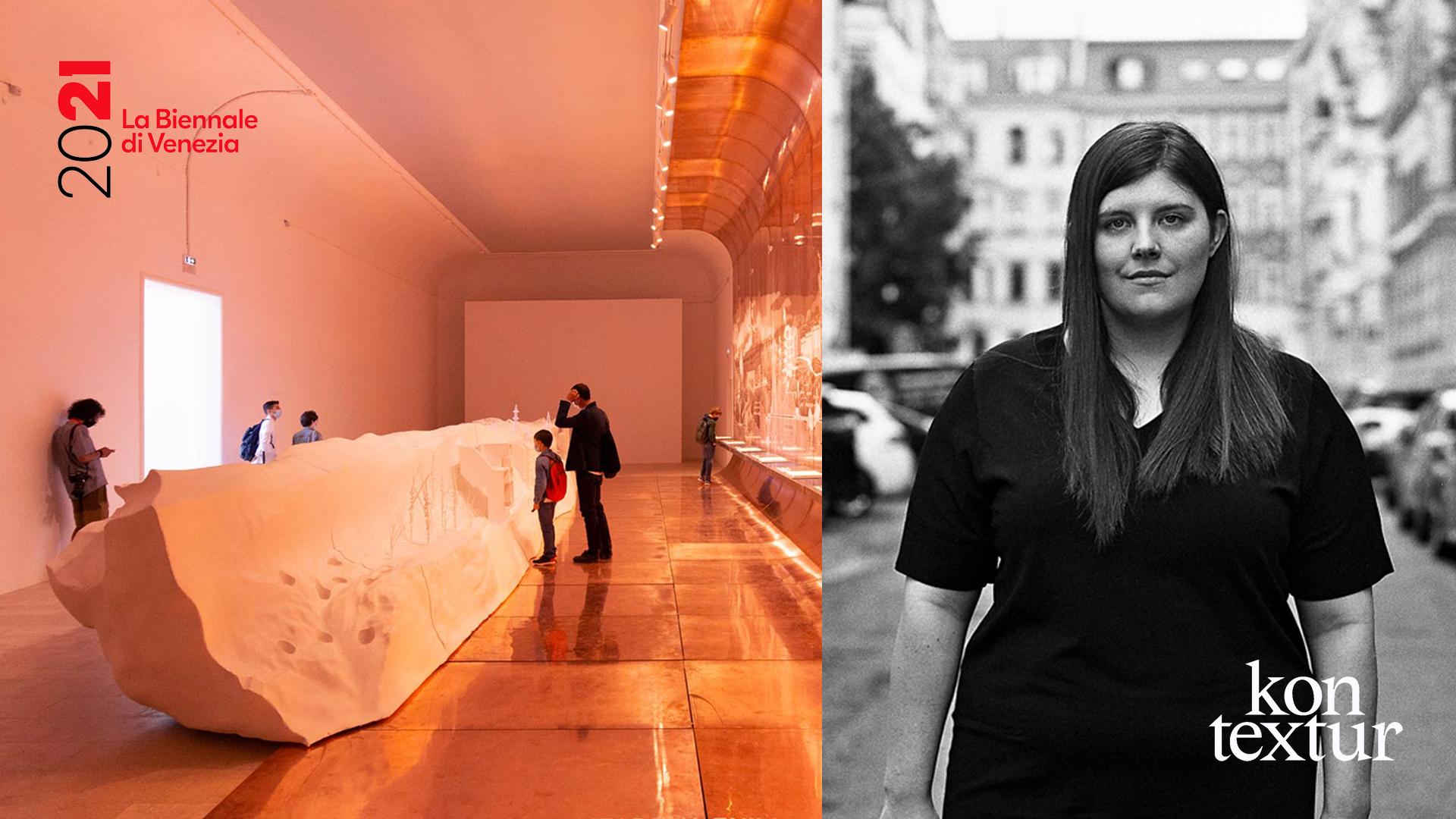 Gastbeitrag Katharina Benjamin kntxtr Architekturbiennale 2021