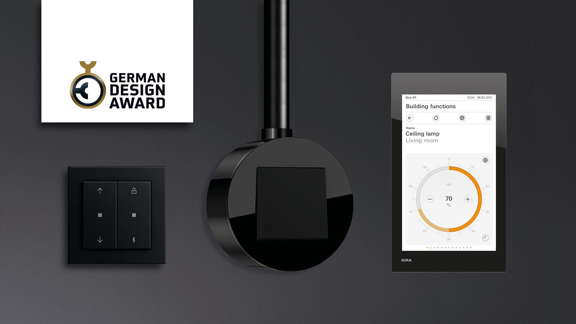 German Design Award Gira winner