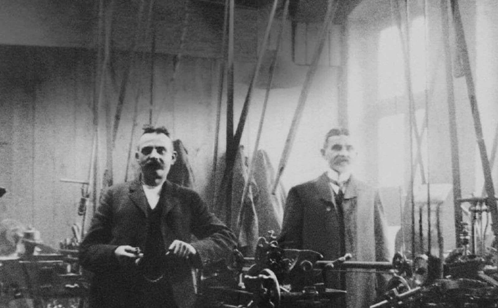 Gira Giersiepen Brüder 1905