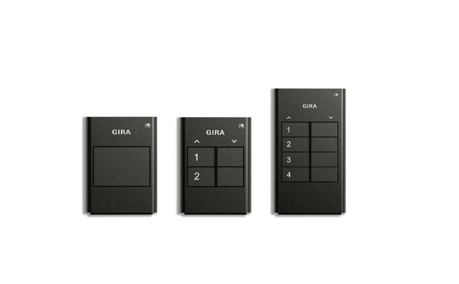 Gira eNet Funk Handsender in verschieden Variationen