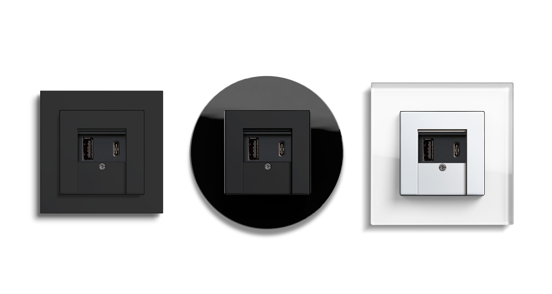 Gira Produkt USB Spannungsversorgung