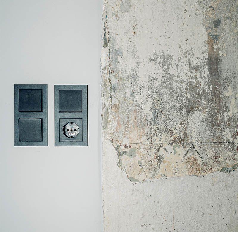Berührungspunkte Wohnhaus Lübeck Gira E2