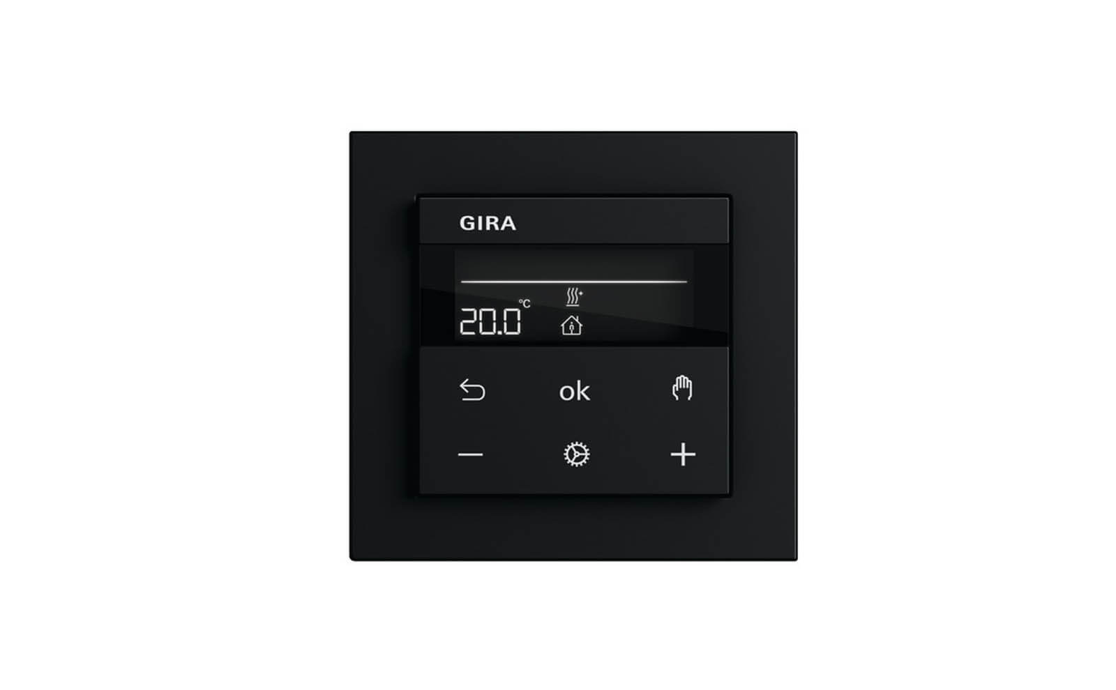 Gira System 3000 Raumtemperaturregler Display