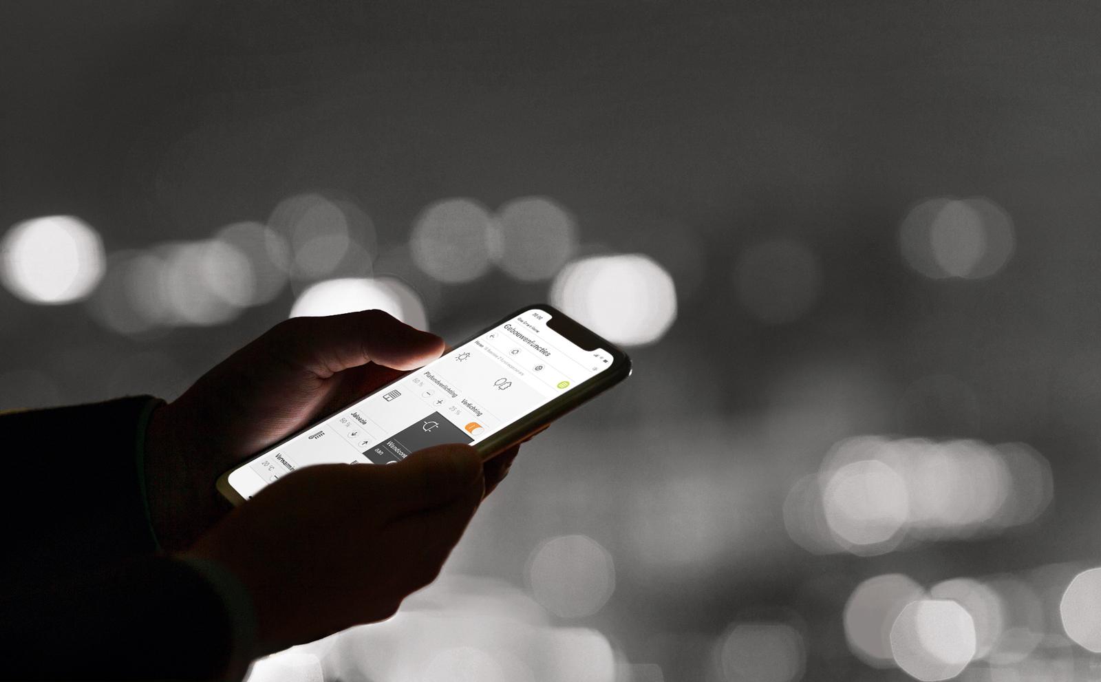 Gira X1 App Interface 2020