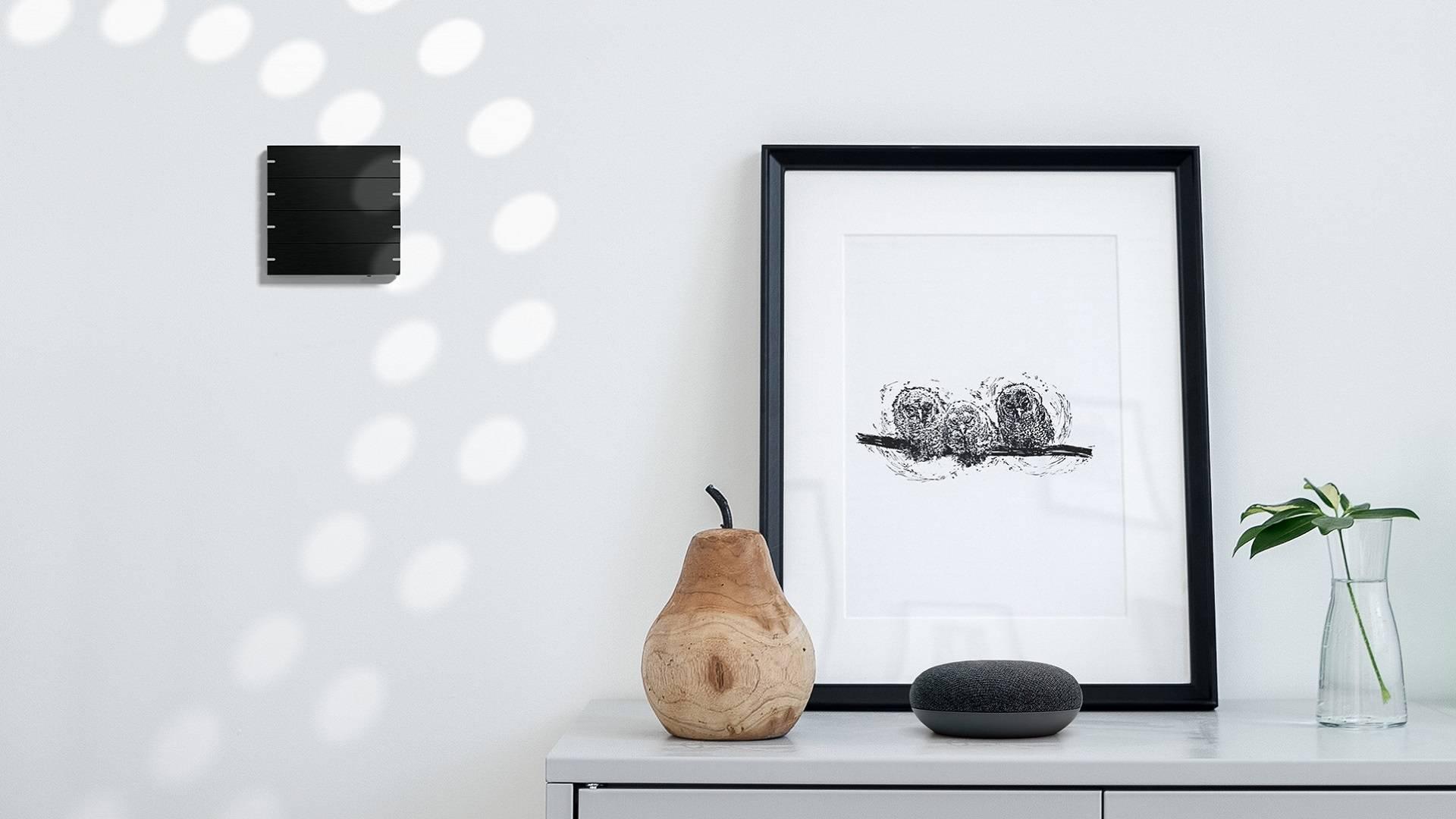 Google Home Assistant und Gira Tastsensor 4