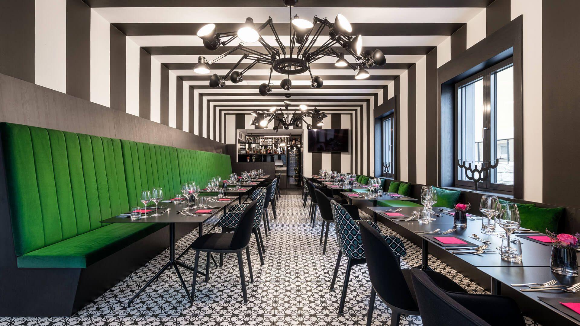 Hotel Laurichhof Restaurant