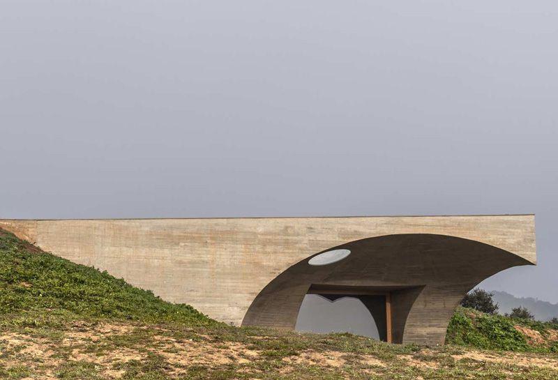 Casa em Monsaraz Architektur aussen