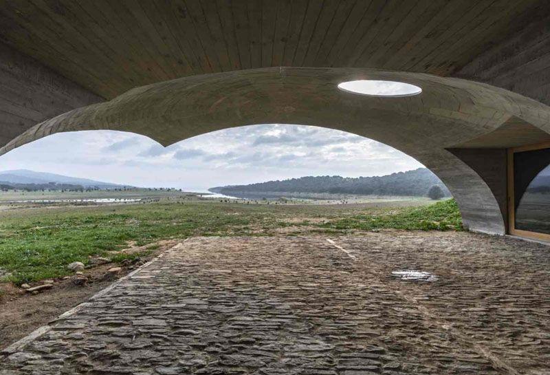 Casa em Monsaraz Architektur Ausblick
