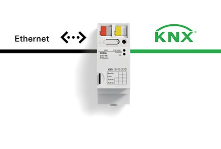 KNX IP-Router Secure