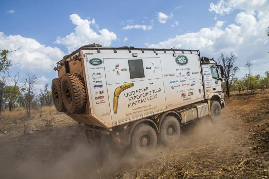 Service Truck Smart Home