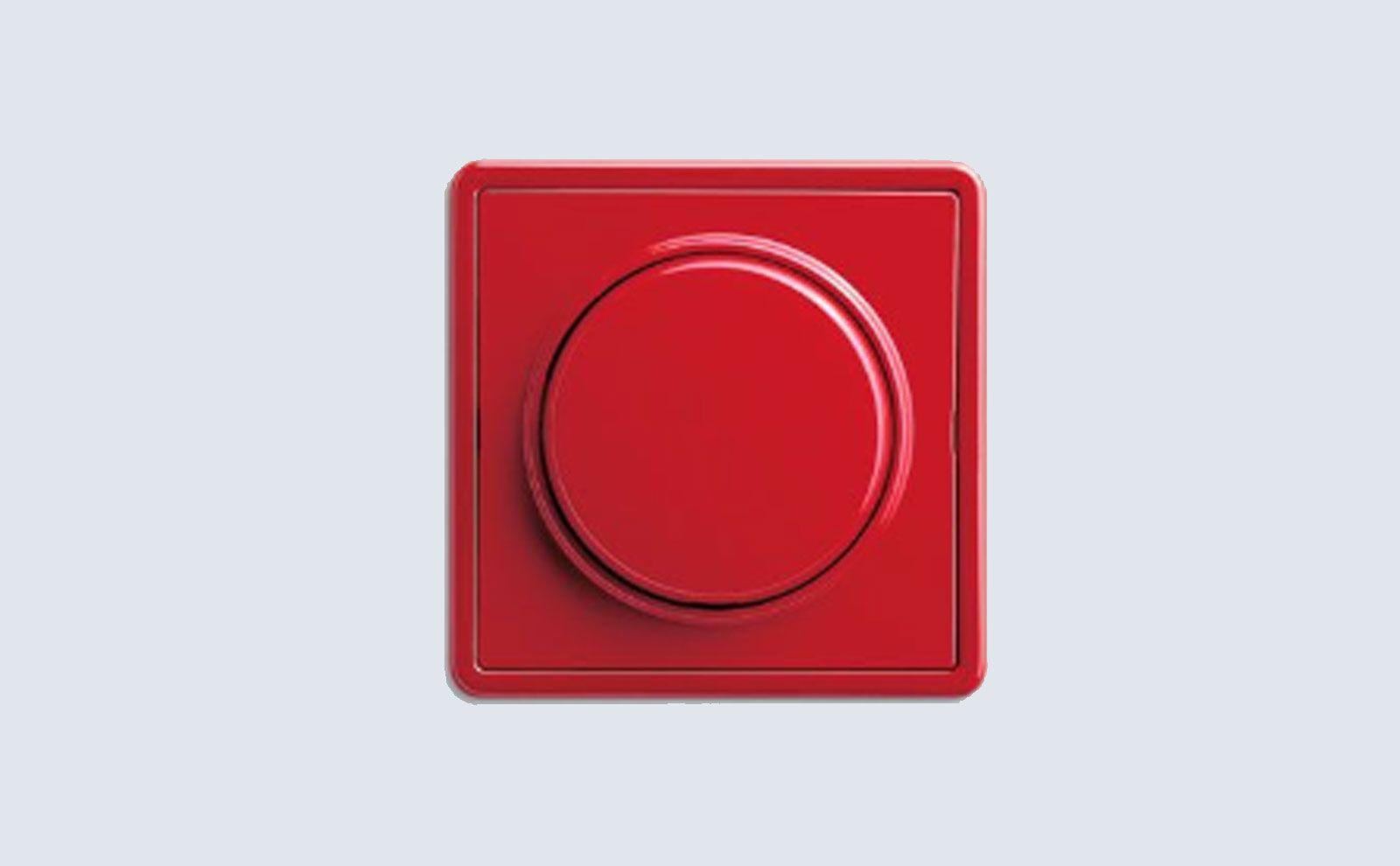 Gira S-Color Rot