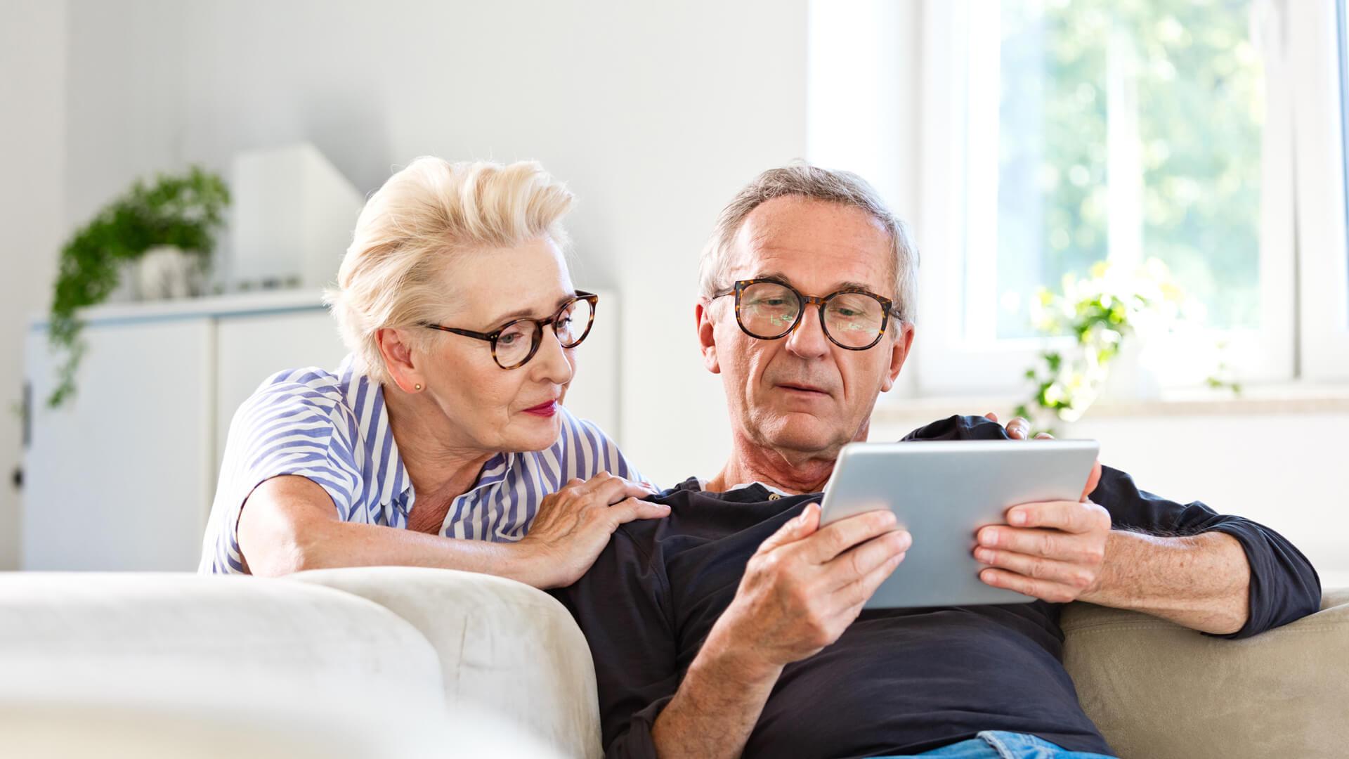 Smart Home for elderly