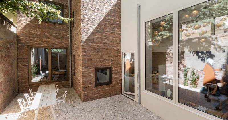 Stylepark Neubau Architektur Office Terrasse