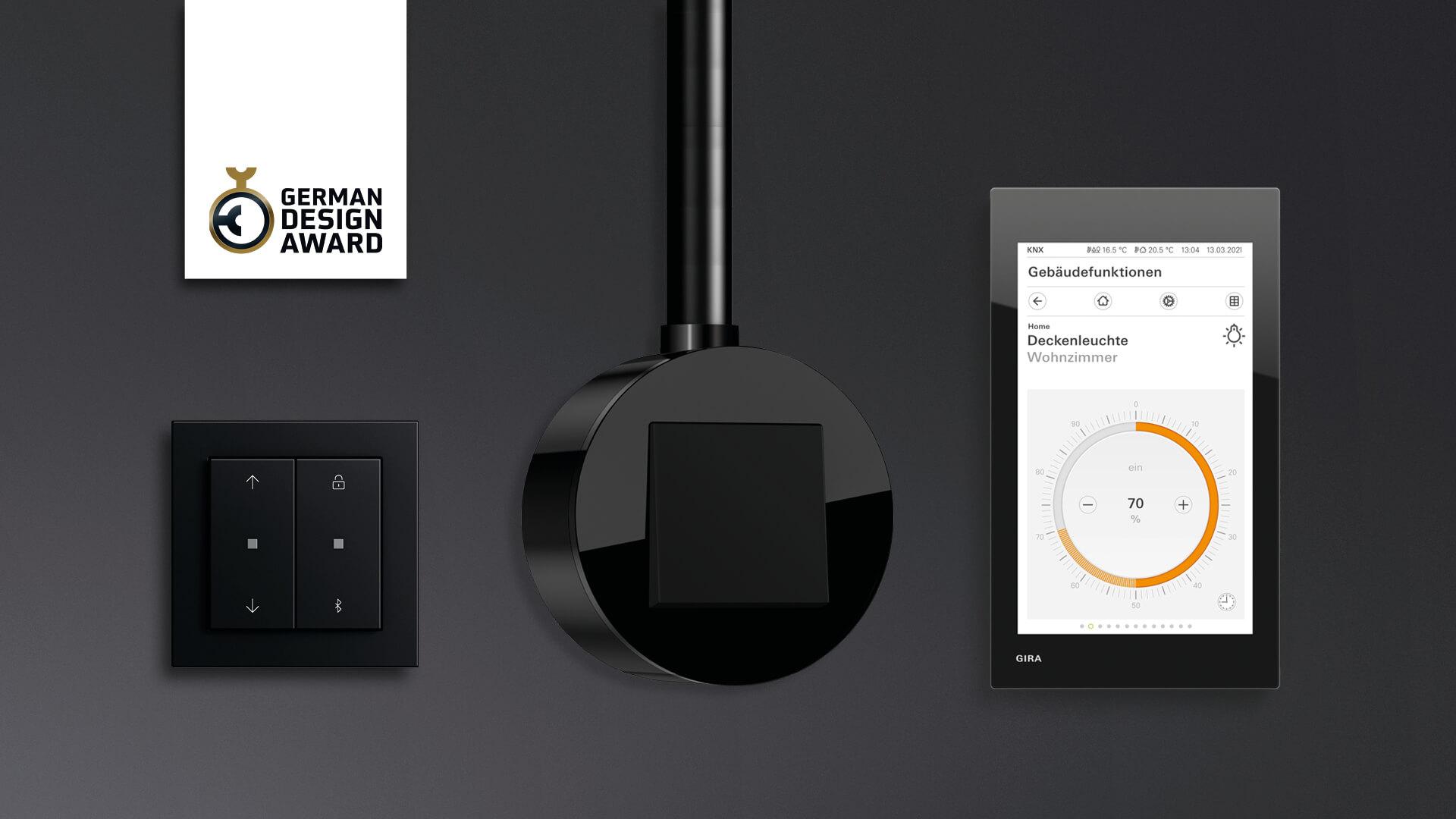German Design Award System 3000, Gira Studio, Gira G1