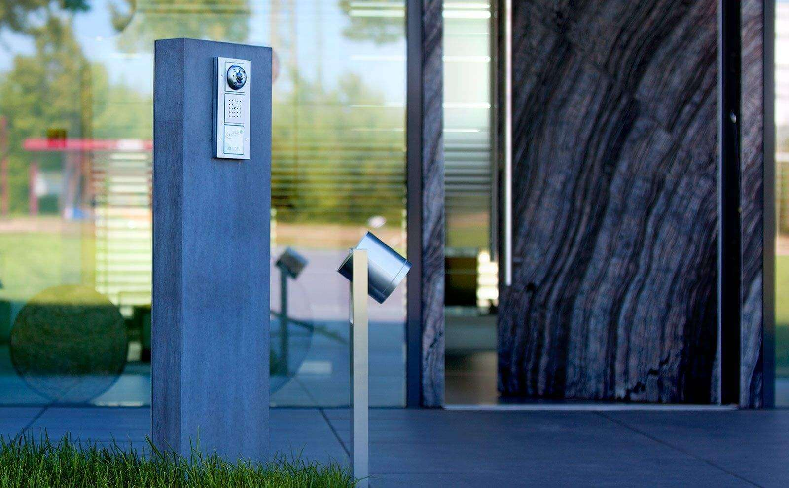B2C Website Gira Türstation Türsprechanlage