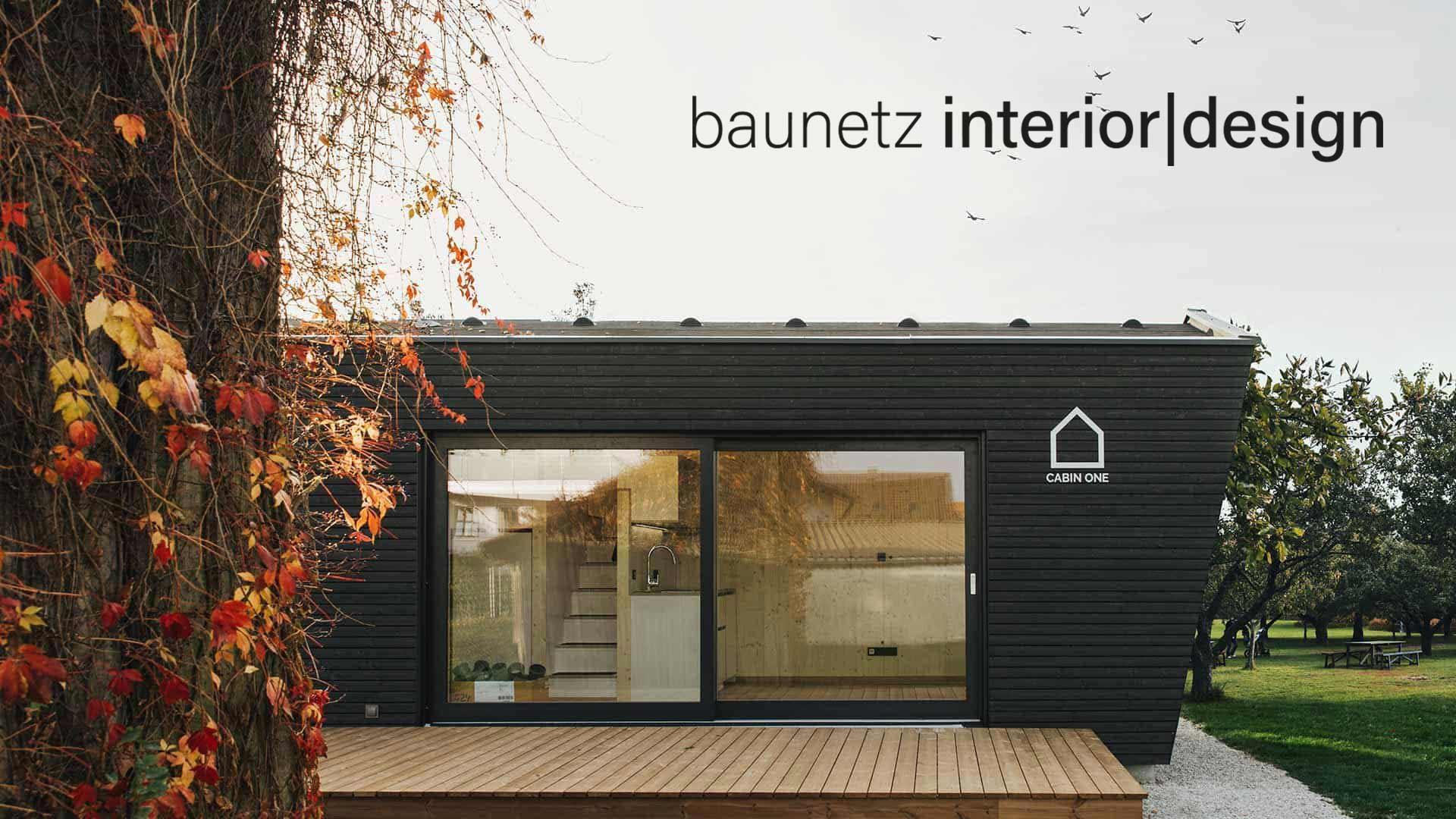 Cabin One auf Baunetz ID interior design Gira Referenz Architektur