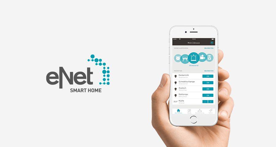 eNet SMART HOME App