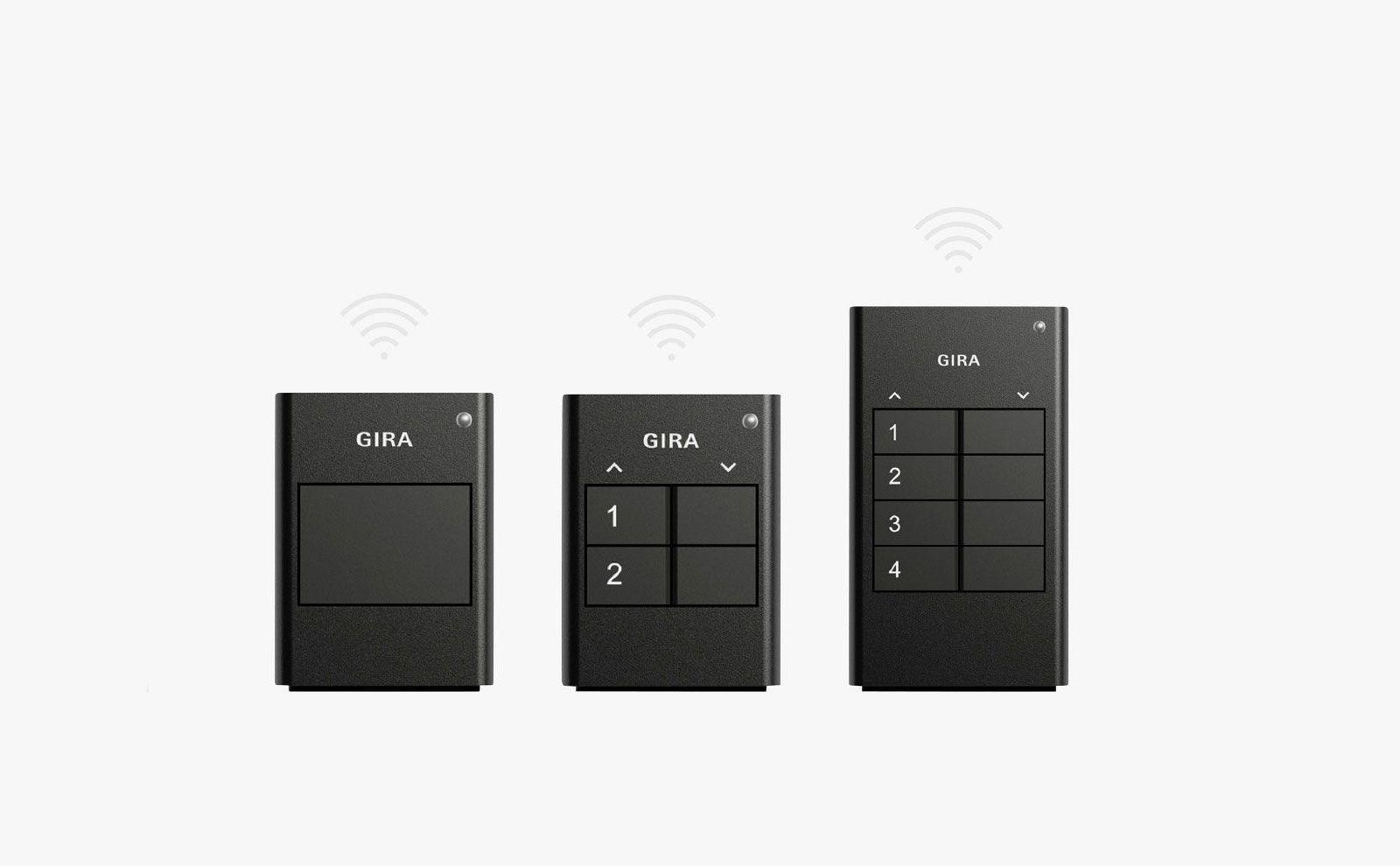 Sender und Empfänger eNet Smart Home
