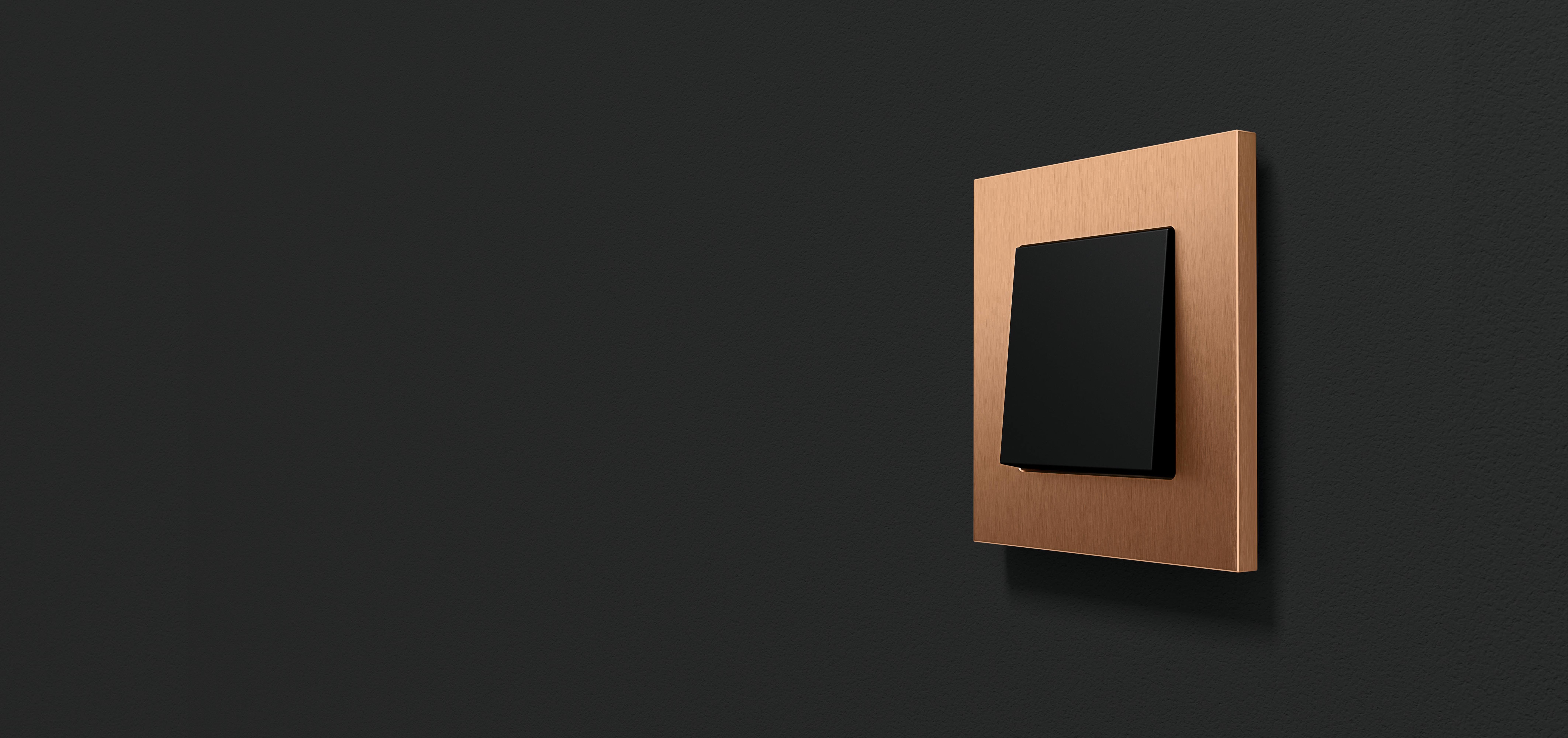 Gira Produkt Esprit Bronze Header