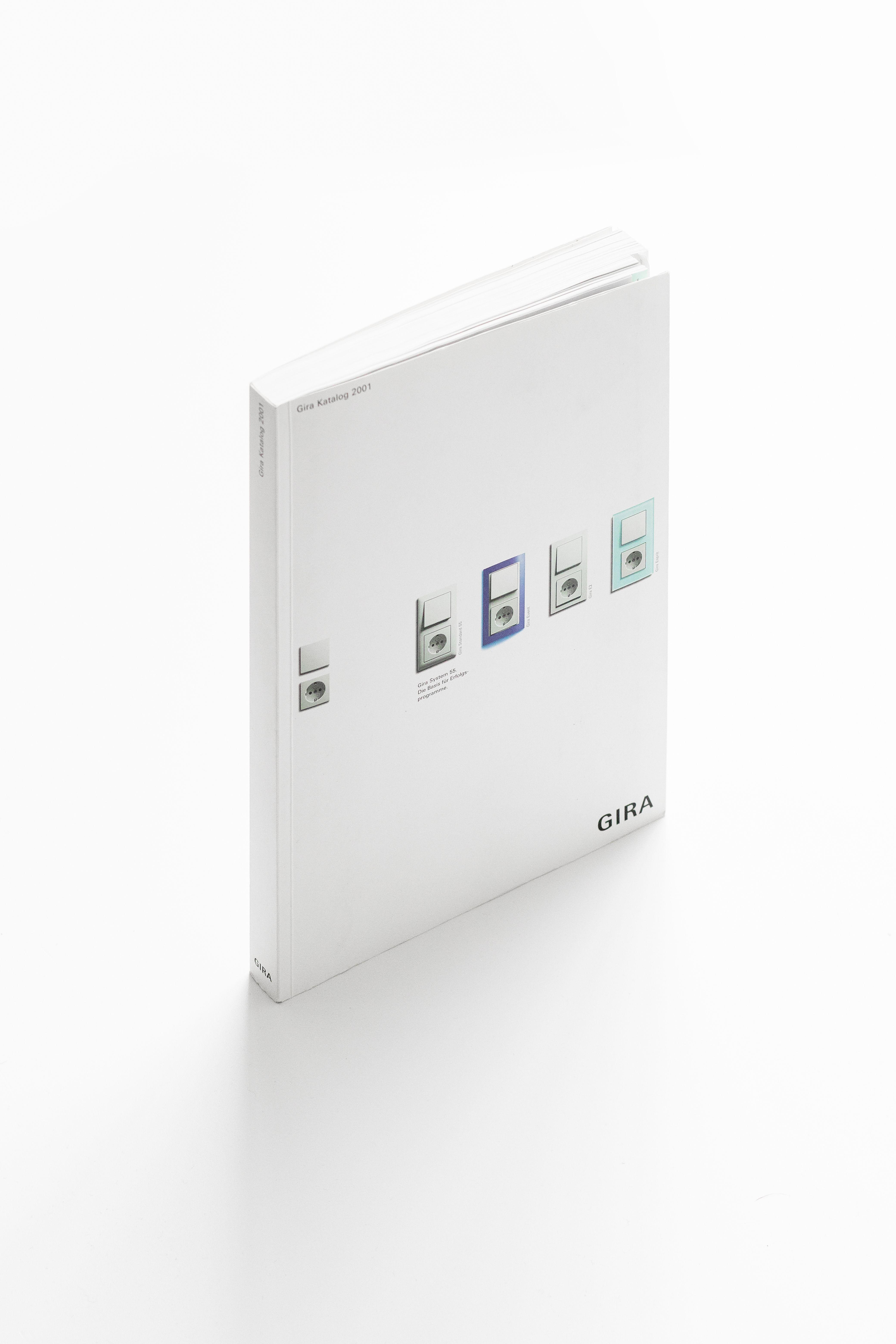 Gira Meilensteine 1998 System 55