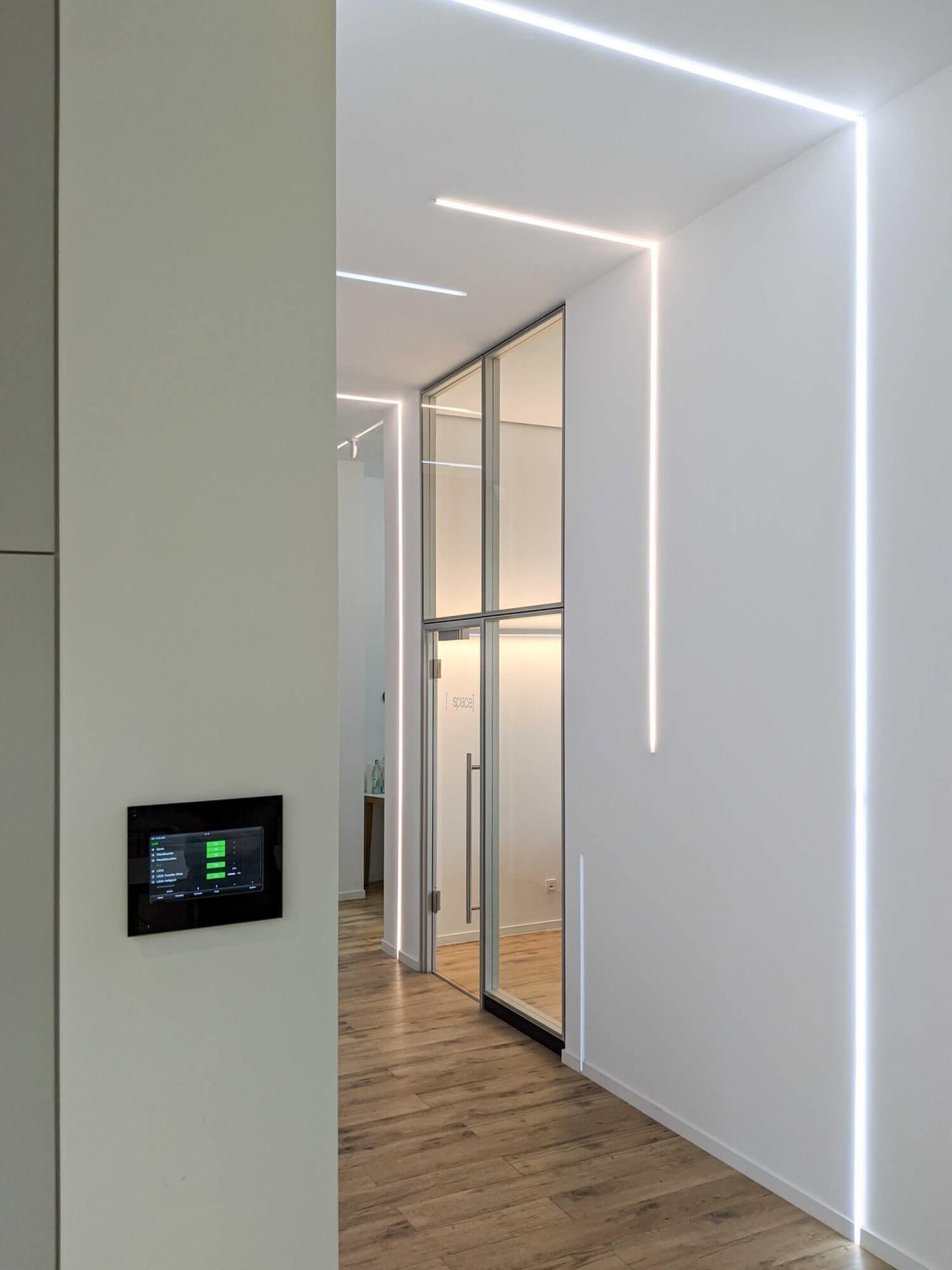 Space in Wuppertal LED Innen