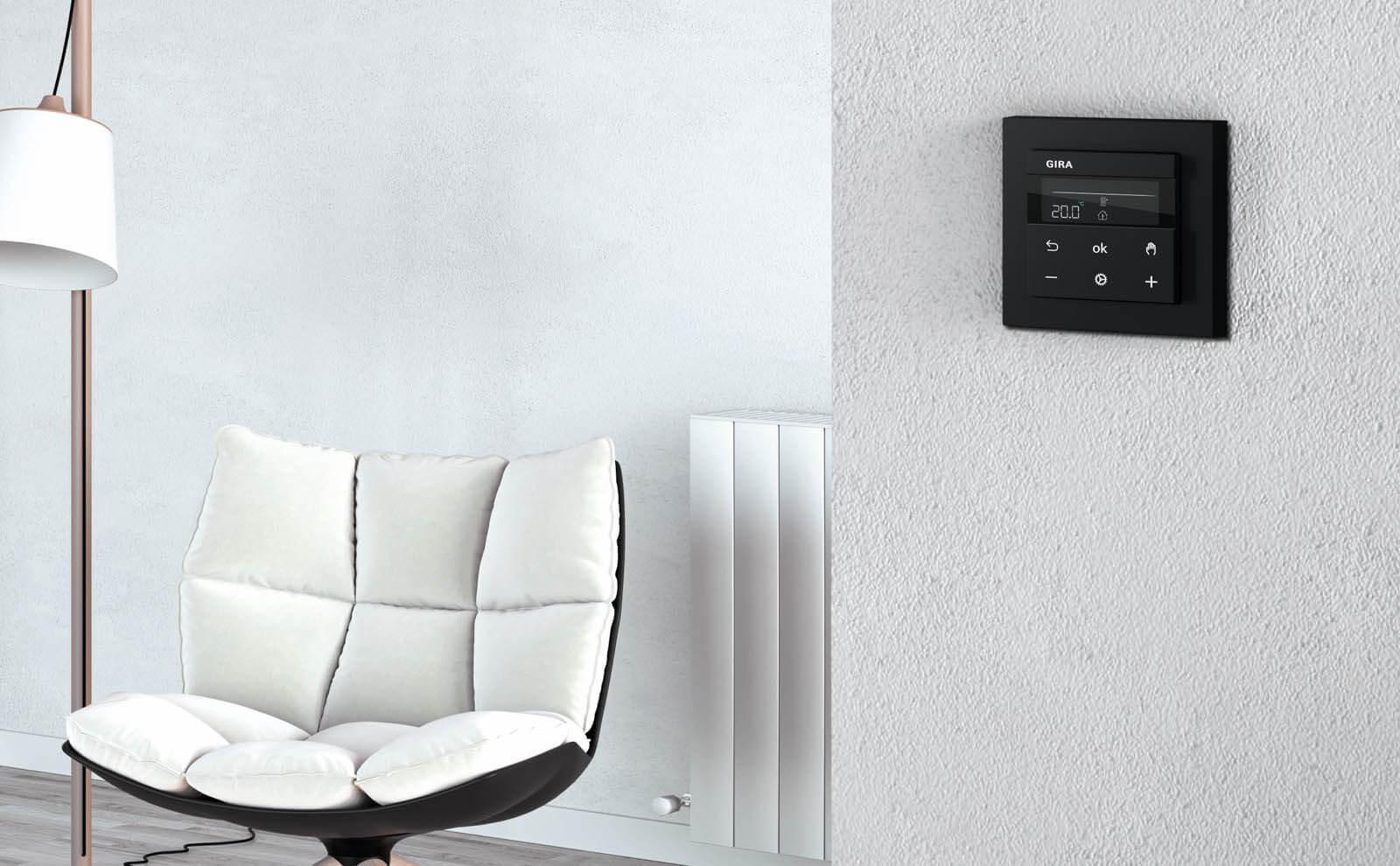 Gira System 3000 Raumtemperaturregler