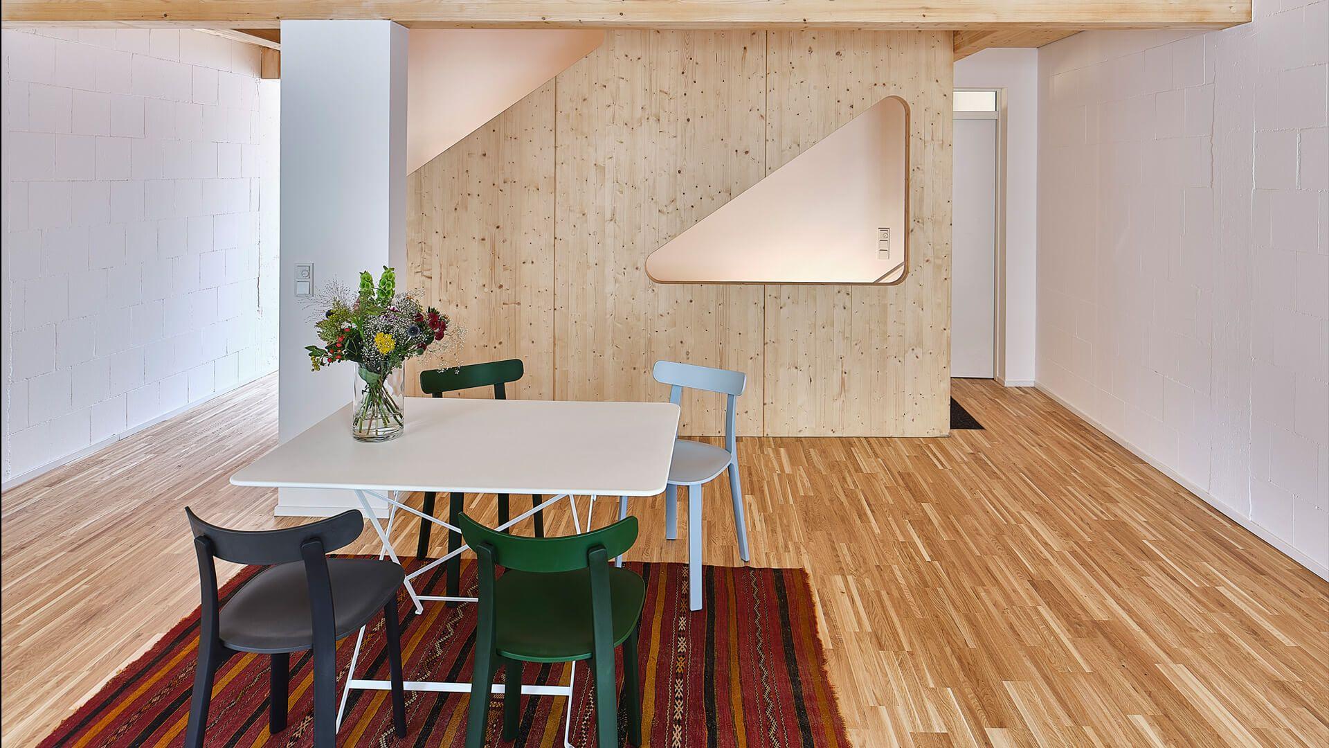 Architektur Wohnhaus Erfurt