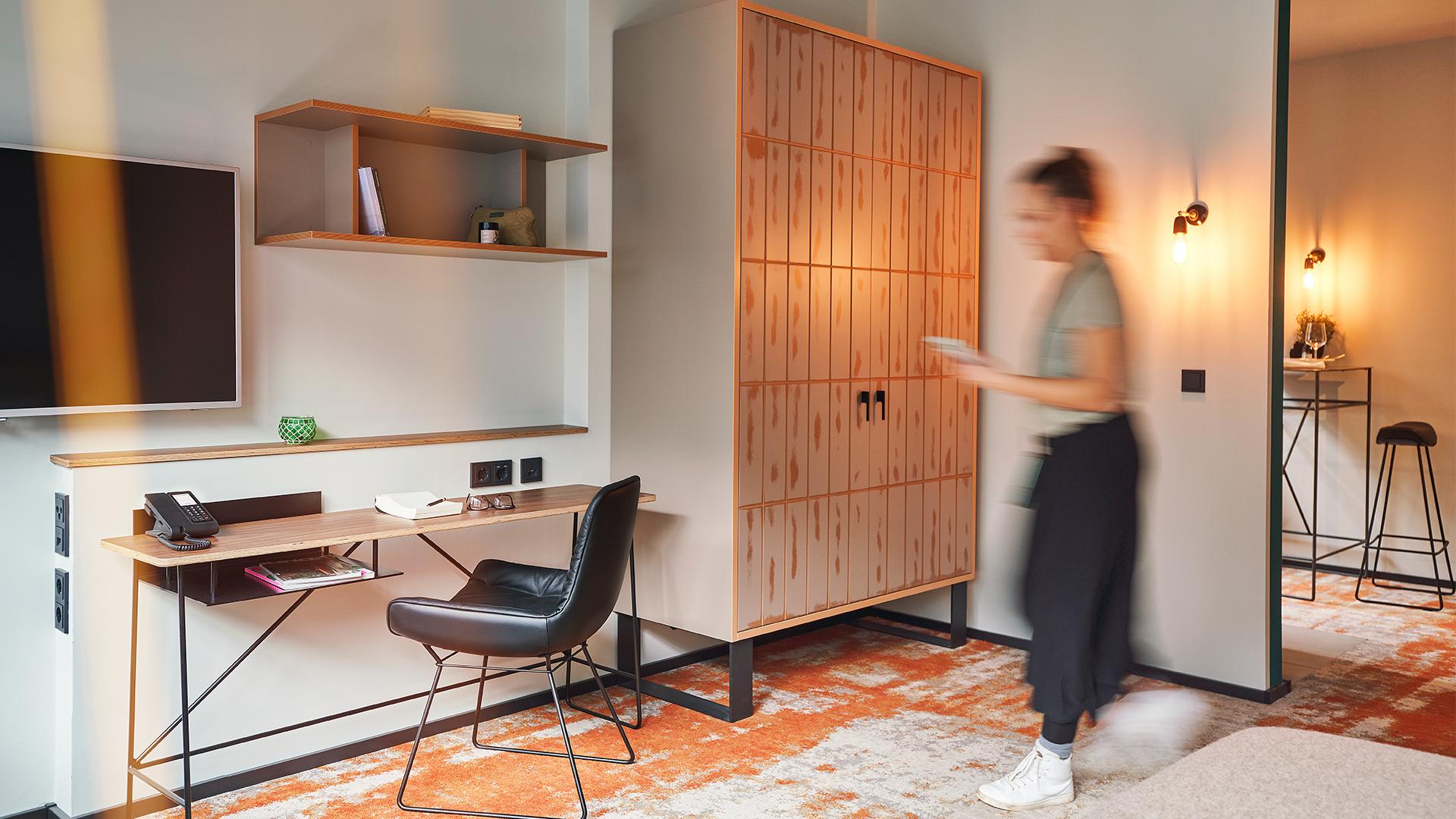 Das Hood House in Hamburg vom Architekturbüro SICON GmbH.