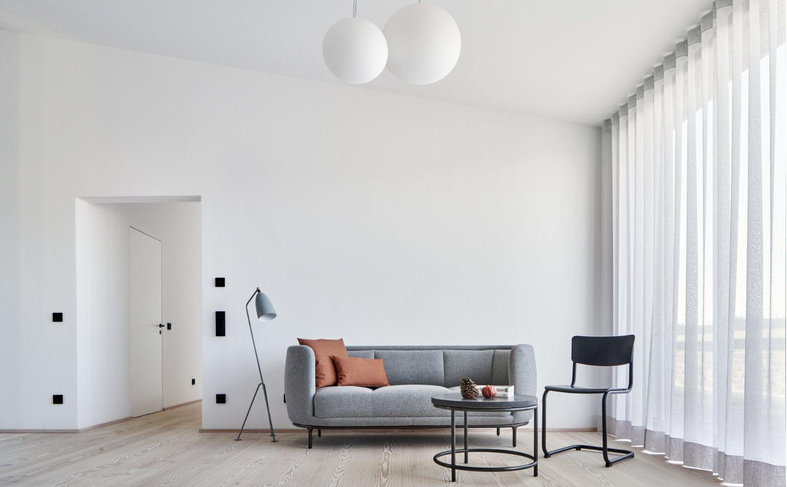Im Wohnraum Akzente setzen von DIIIP Architekten