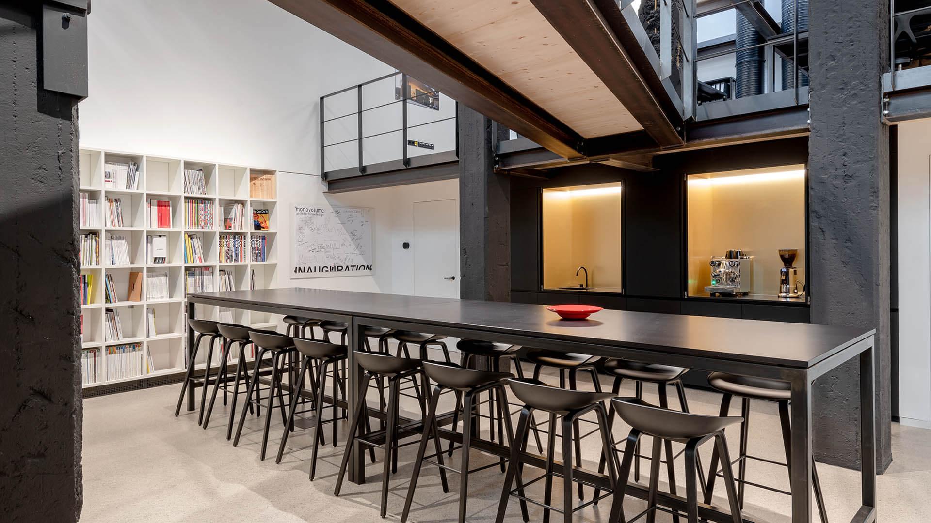 Architekturbüro Monovolumen, Italien