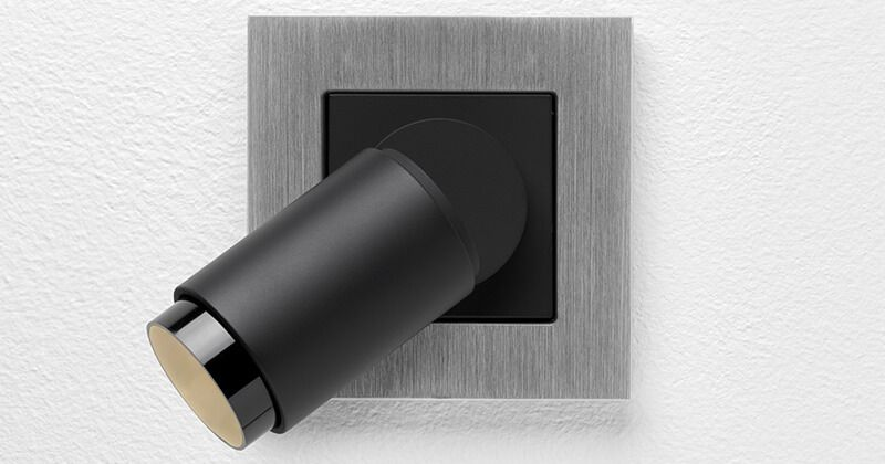 Plug & Light von Gira Edelstahl