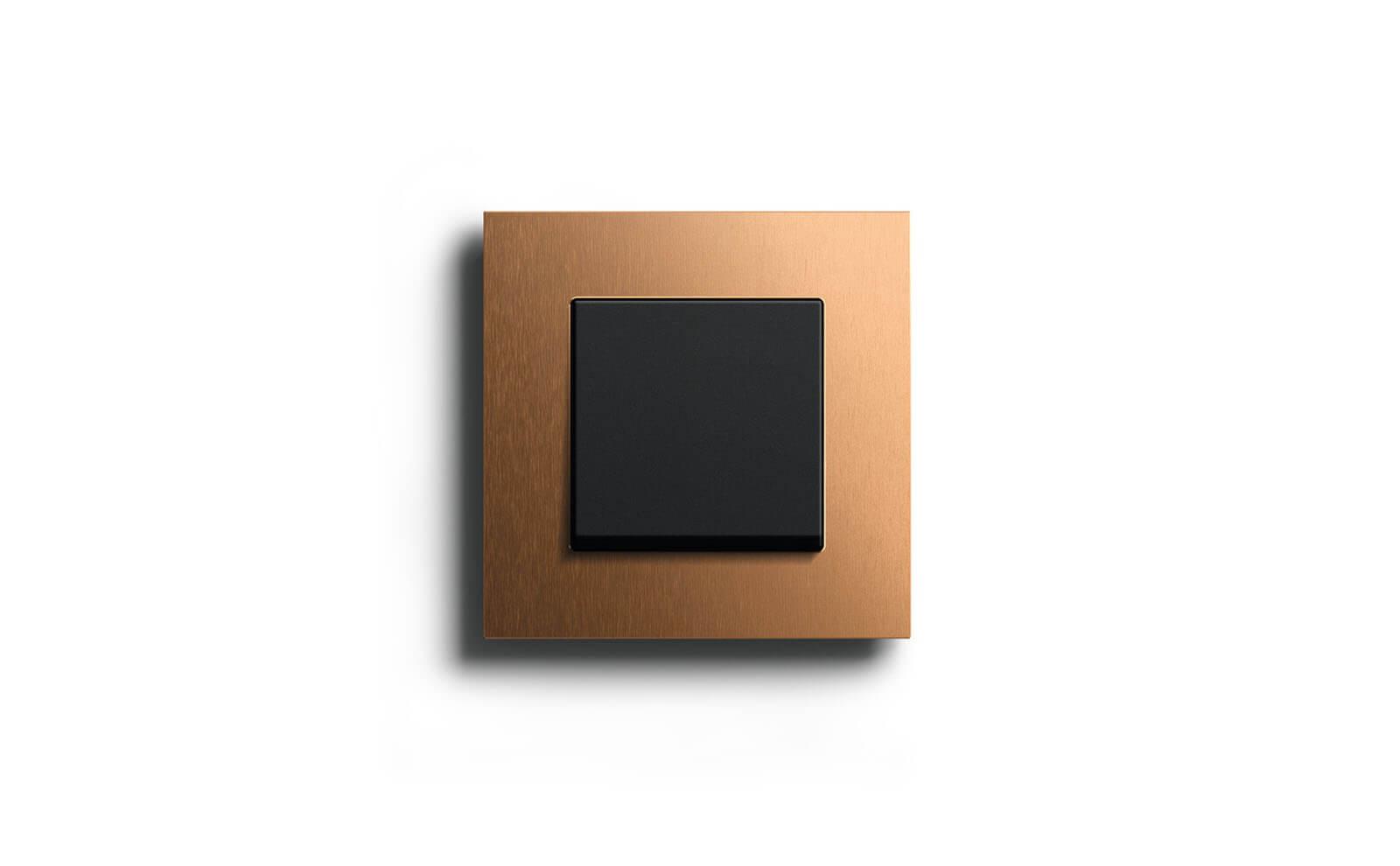 Gira Esprit Bronze (PVD) Tastschalter