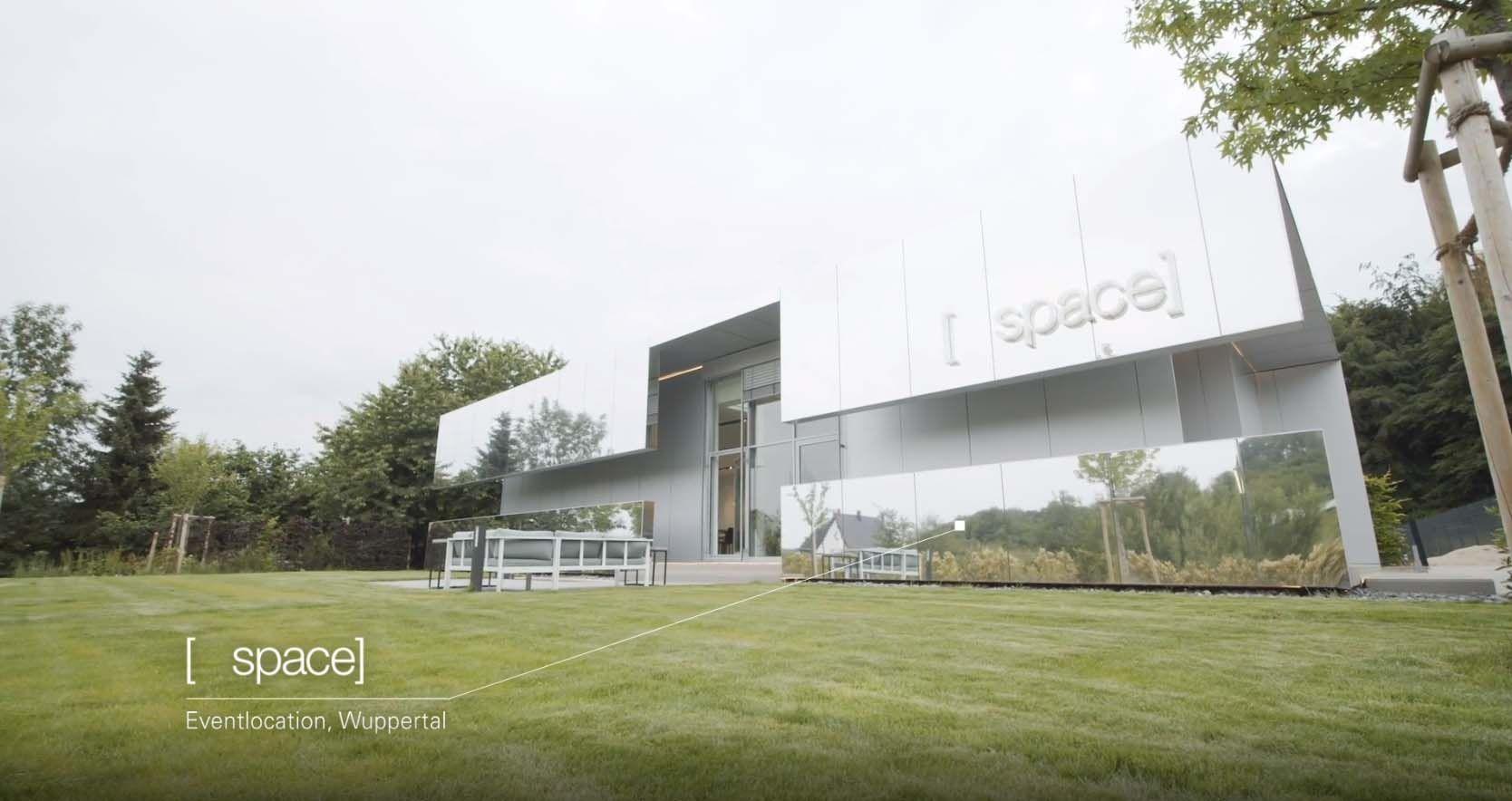 Architektur Referenz Space in Wuppertal Thumbnail
