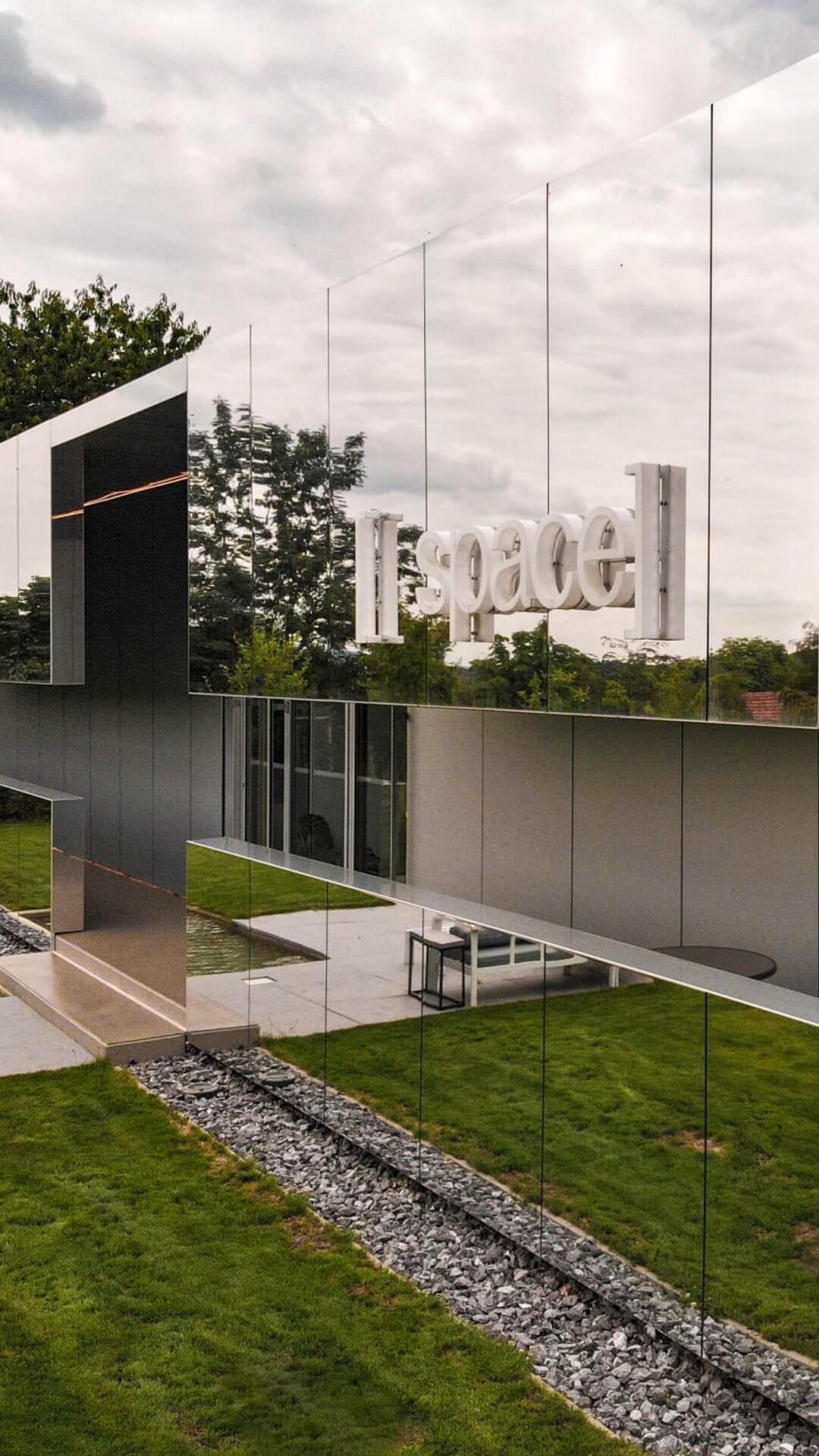 Space in Wuppertal Aussenansicht Architektur