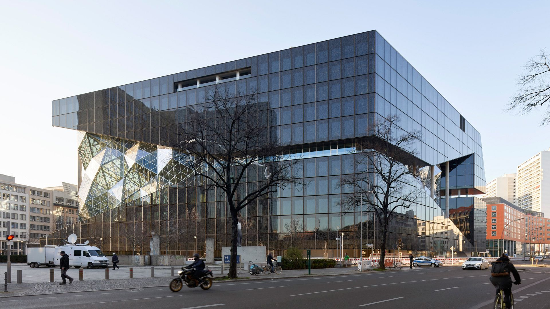 Springer Campus Architektur