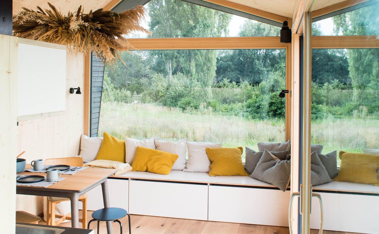 Cabin One Fenster