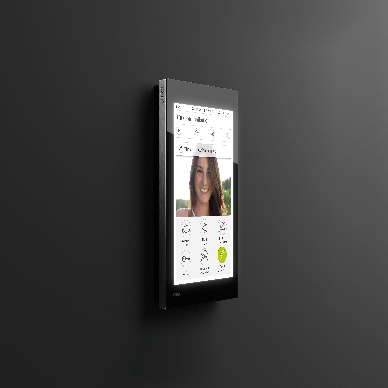 gira neuheiten weiterentwicklungen und optimierungen. Black Bedroom Furniture Sets. Home Design Ideas