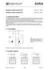 RCD socket outlet