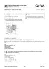 Safety-razor socket outlet