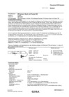 Powernet IR Sensor 4fach Eb